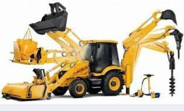 Дорожно строительное оборудование